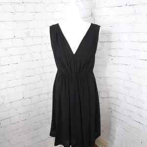 ANTHRO HD IN PARIS Black Grecian Style Dress 4